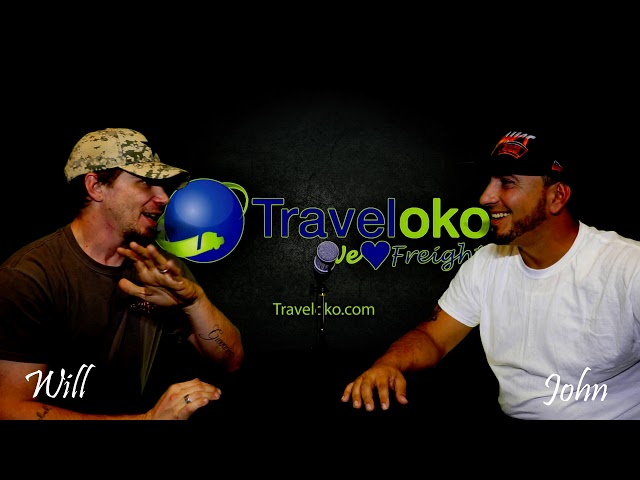 Traveloko Truck Driver John Talks About Traveloko