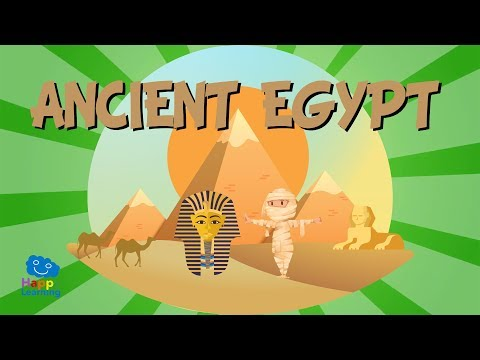 ANCIENT EGYPT: The Pharaoh Civilisation | Educational Videos For Kids