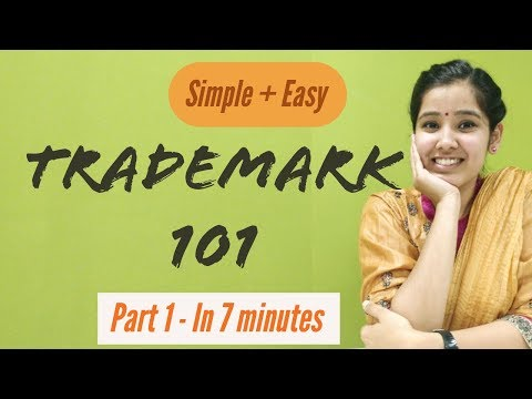 Trademark 101 - Easy Introduction to Trademark