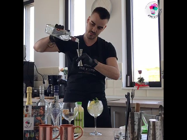 Koskocsak Raul - Wembley London Dry Gin