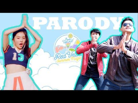 Red Velvet - Power Up PARODY Indonesia