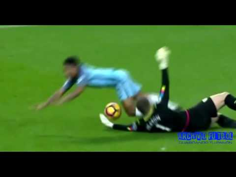 "Gol del ""Kun"" Aguero vs Burnley"