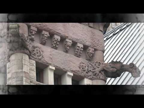 One Of Toronto's Most Haunted Buildings - Old City Hall