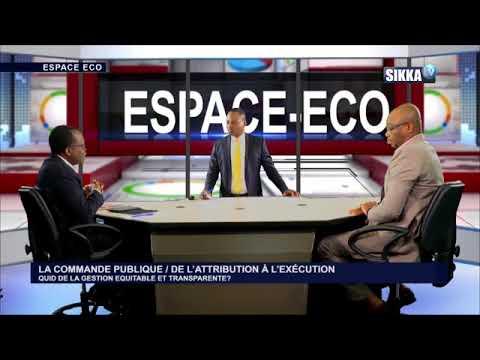 ESPACE ECO DU 17 11 17 / LA COMMANDE PUBLIQUE: DE L'ATTRIBUTION A L'EXECUTION