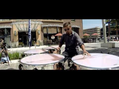 Gabriel Montemayor - Timpani Solo