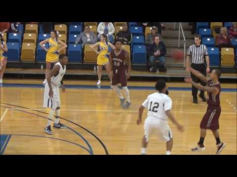 Men's Basketball Highlights: Bluefield State