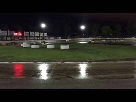 Lake County Speedway Figure 8. Part 1. 5/14/16