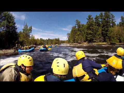 Wilderness Tours - Ottawa River  2015