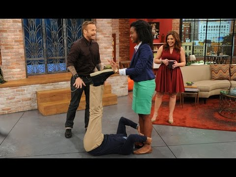 Bob Harper's Fitness Tips