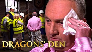 Businessman Overwhelmed By FIVE Separate Offers In The Den | Dragons