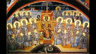 The Council of Nicaea – by Christopher Stabolidis