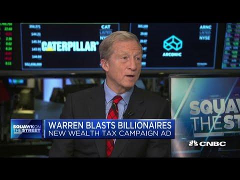 Here Are The Billionaires Backing Tom Steyer's Presidential ...