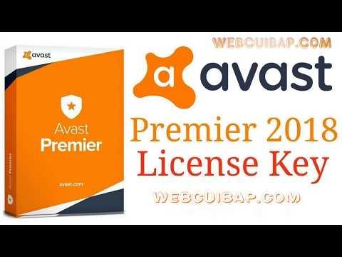 Avast Premier 2018 Full Bản Quyền – Phần Mềm Diệt Virus Cực