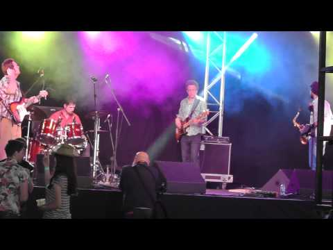 TOMMY ALLEN & TRAFFICKER @ EALING BLUES FESTIVAL 2015