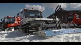 Stehr Snow Compactor -  Präparierung von Ski- und Rennpisten