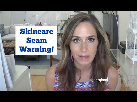 SKINCARE SCAM WARNING! Bella Dior, Allegro, Radian-C and more!