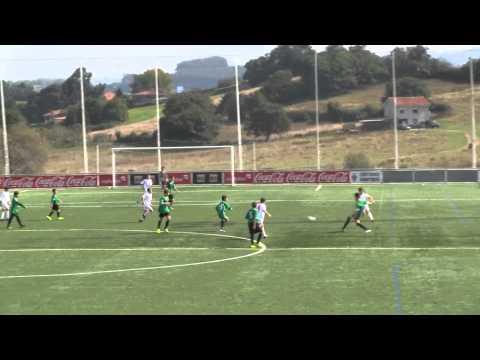 …Partido de Futbol Infantil. Escuela de Futbol Jin - C. F. Estudiantes B 2ª Parte 3ª Jornada