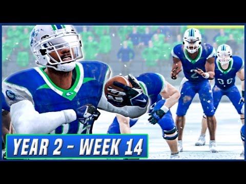 NCAA Football 14 Dynasty Year 2 - Week 14 vs UNLV | Ep.32