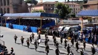 Festa della Repubblica 2014 - Rivista militare in via dei Fori Imperiali