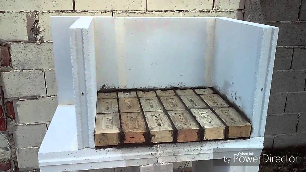 Construction d un barbecue en beton cellulaire youtube - Construction beton cellulaire ...