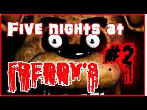 [FNAF] FIVE NIGHTS AT FREDDY'S 1 #2 LA REVANCHE DU POULET ET LE RENARD COURANT poster