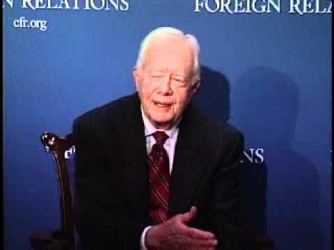 Peace Versus Democracy In Palestine: A Conversation With Jimmy Carter