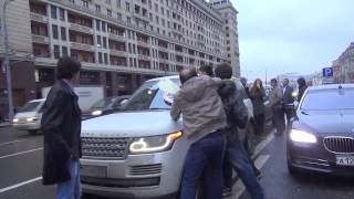СтопХам Депутаты  Нападение