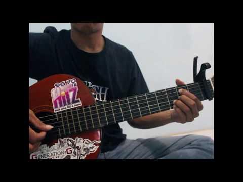KKEB ANDRE HEHANUSA GUITAR TUTORIAL (SIMPLE)