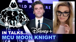 Oscar Isaac cast as Moon Knight - MCU Marvel Disney Plus