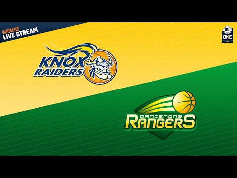 NBL1 Women Finals | Knox vs Dandenong