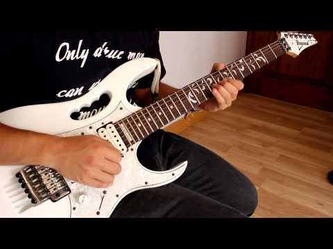 John Petrucci - Wishful Thinking (Cover by Inoue)