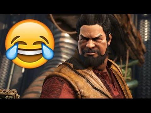 Mortal Kombat X - Characters Poke Fun at Each Other thumbnail