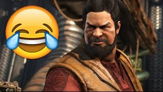 Mortal Kombat X - Characters Poke Fun at Each Other