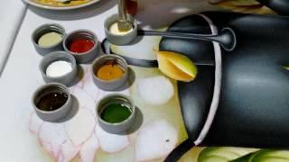 Pintando Folha Envelhecida – Ivanice Isabel