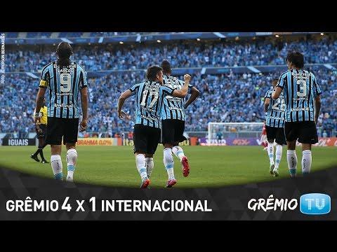 [BASTIDORES] Campeonato Brasileiro 2014 | GRÊMIO 4 x 1 INTERNACIONAL