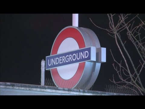 'This is for Syria' Man attacks commuters at London underground station