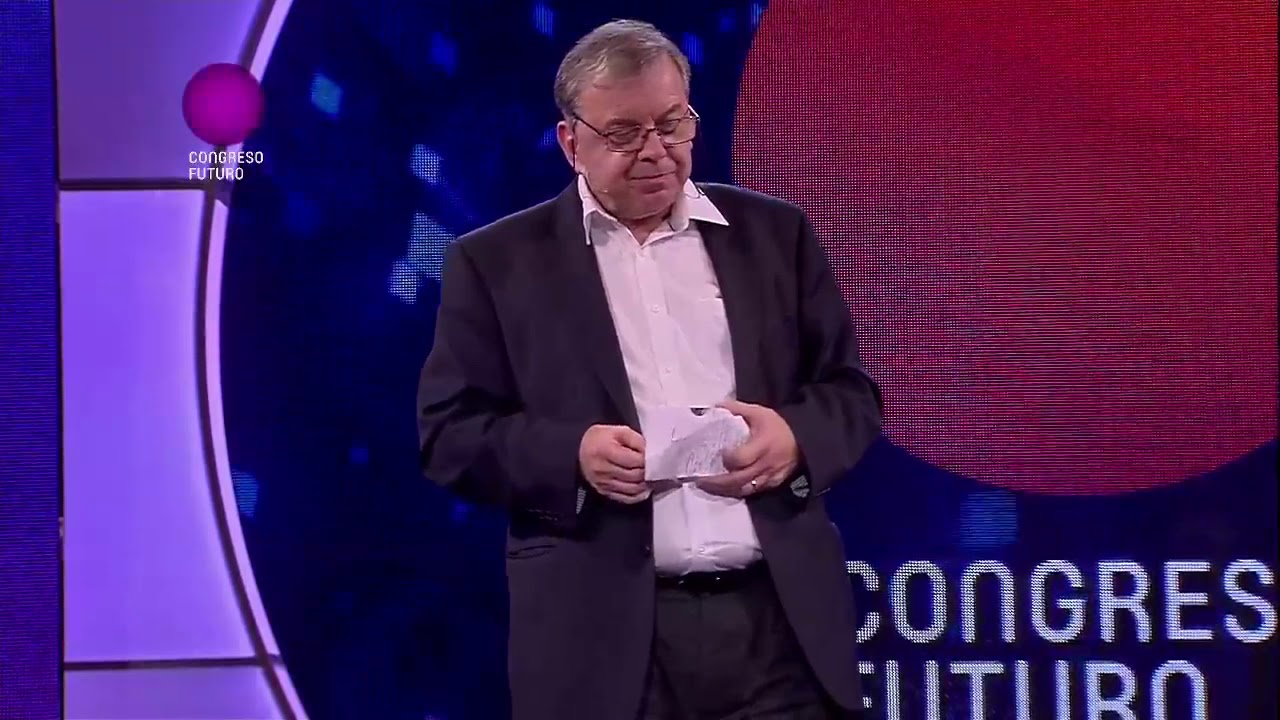 Sir Philip Campbell | Edición genética, hackeando el genoma humano | Congreso Futuro 2017