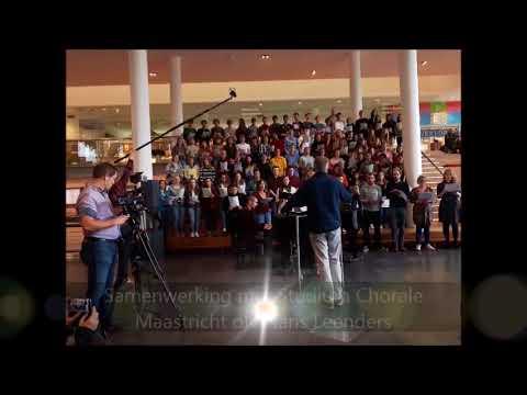 Vocallis festival workshop middelbare scholen-Studium Chorale Maastricht