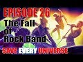 Music-Based Video Games (and The Fall of Rock Band)