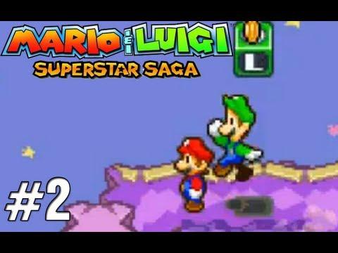 Mario & Luigi: Superstar Saga: Quest for 100 Coins - Part 02