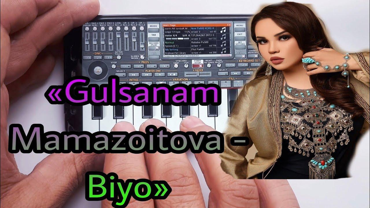 Gulsanam Mamazoitova - Kel | Гулсанам Мамазоитова - Кел #UydaQoling