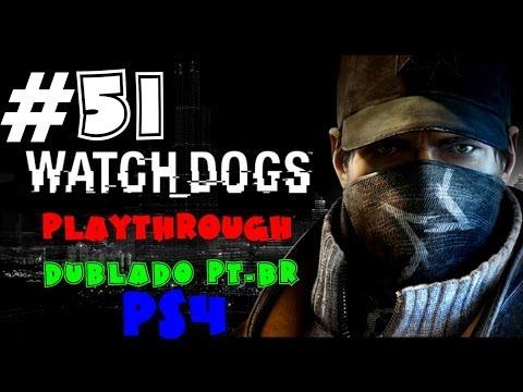 Mais stealth pra derrotar 2 chefes de segurança - Watch Dogs Playthrough PS4 #51