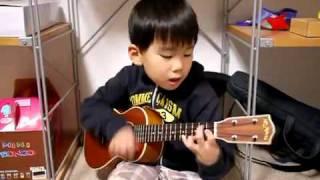 While My Guitar Gently Weeps(Ukulele)