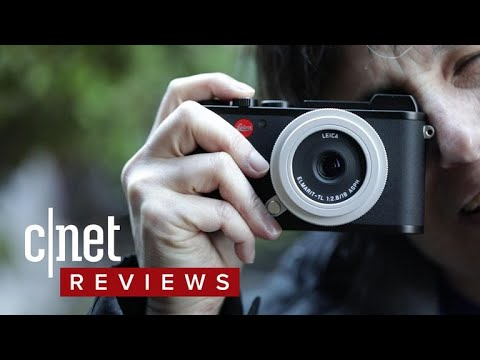A review of the Leica CL, a typically unconventional APS-C mirrorless camera