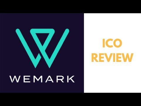 Wemark ICO review   revolutionising digital media