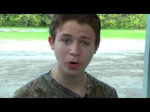Category 4 - Male Announcer - Lake Gibson - Derek Brooks