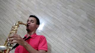 """Baixar Solo saxofone música """"faz uma loucura por mim"""" Alcione."""