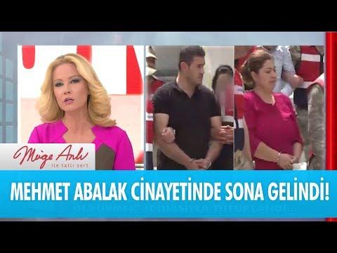 Mehmet Abalak cinayetinde sona gelindi - Müge Anlı İle Tatlı Sert 4 Mayıs 2018