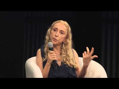 Franca Sozzani – VFDE 2014 Fashion Talk