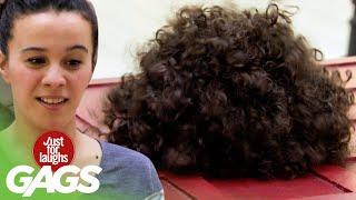 Angry Wig Comes to Life!!!